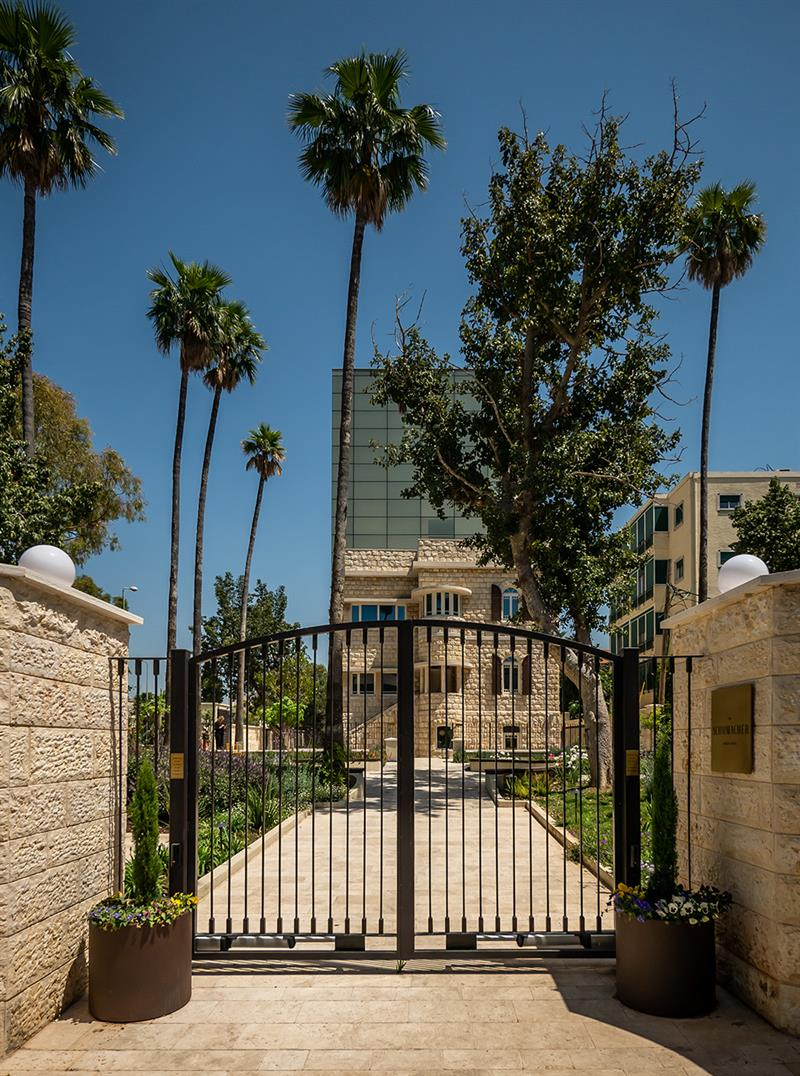 The Schumacher Boutique Hotel Haifa
